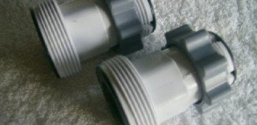 Hose Conversion Adapters kit for Intex 1500gph and 2500gph pumps